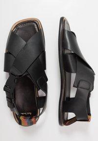Paul Smith - ARROW - Sandals - black - 1