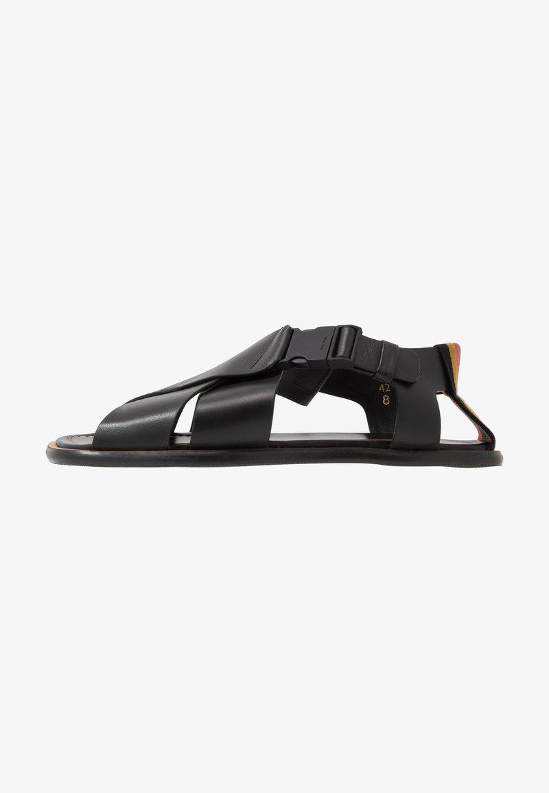 Paul Smith - ARROW - Sandals - black