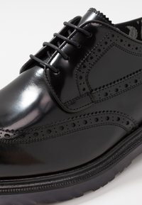 Paul Smith - MENS SHOE CRISPIN - Lace-ups - black - 5