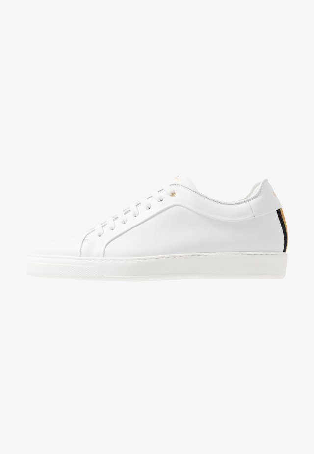 MENS SHOE NASTRO - Matalavartiset tennarit - white