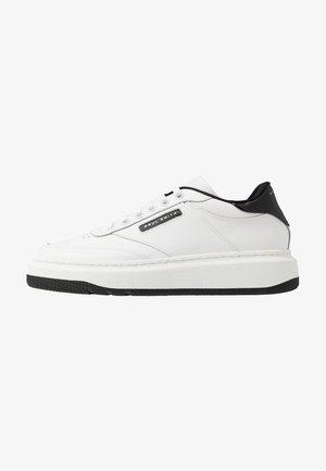 HACKNEY - Joggesko - white/black