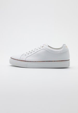 BASSO - Sneakersy niskie - white