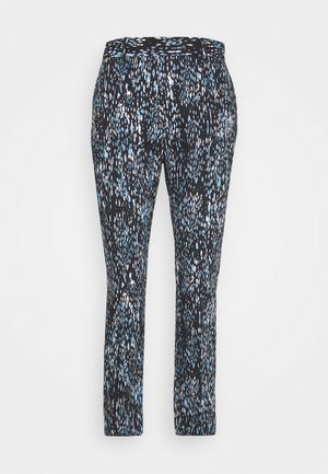 TROUSERS - Pantaloni - blue