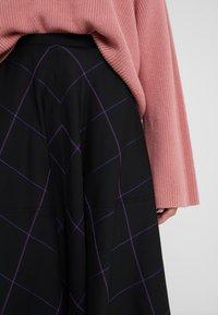 Paul Smith - A-line skirt - black - 6