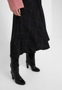 Paul Smith - A-line skirt - black - 3