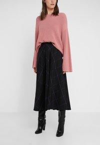 Paul Smith - A-line skirt - black - 0