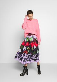 Paul Smith - A-line skirt - multi - 1