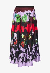 Paul Smith - A-line skirt - multi - 3