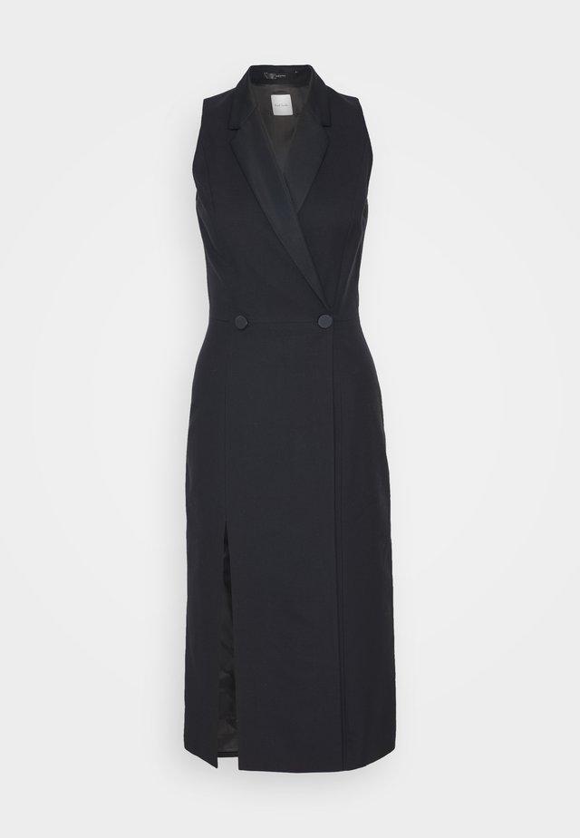 WOMENS DRESS - Sukienka koktajlowa - dark blue