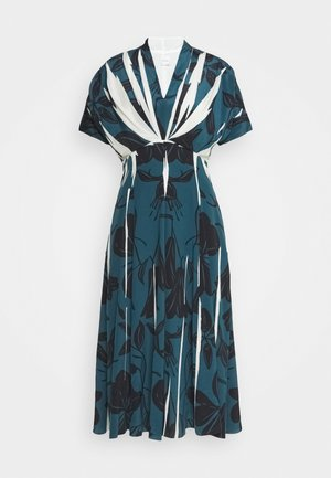 WOMENS DRESS - Vestito estivo - blue
