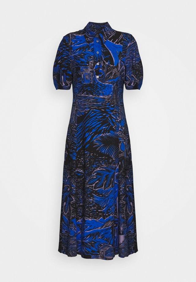 WOMENS DRESS - Cocktail dress / Party dress - blue