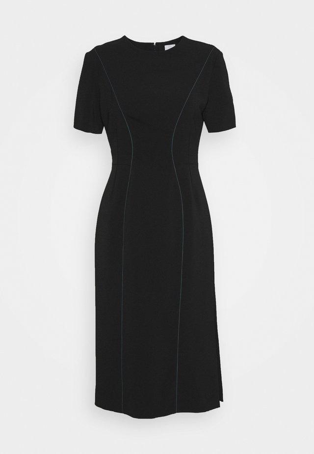 WOMENS DRESS - Etui-jurk - black