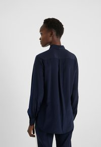 Paul Smith - Button-down blouse - navy - 2