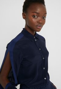 Paul Smith - Button-down blouse - navy - 4
