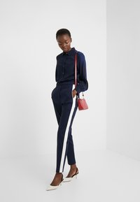 Paul Smith - Button-down blouse - navy - 1