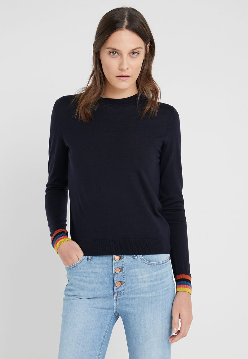 Paul Smith - Strickpullover - navy