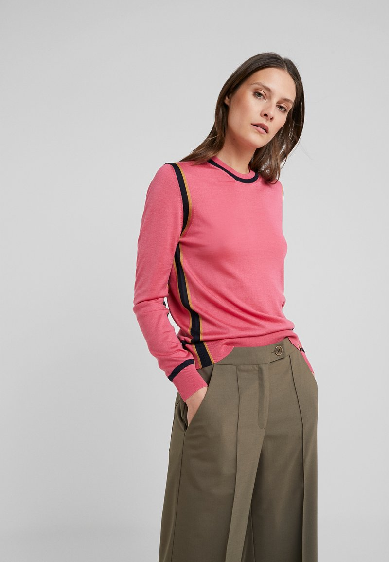Paul Smith - Strickpullover - pink