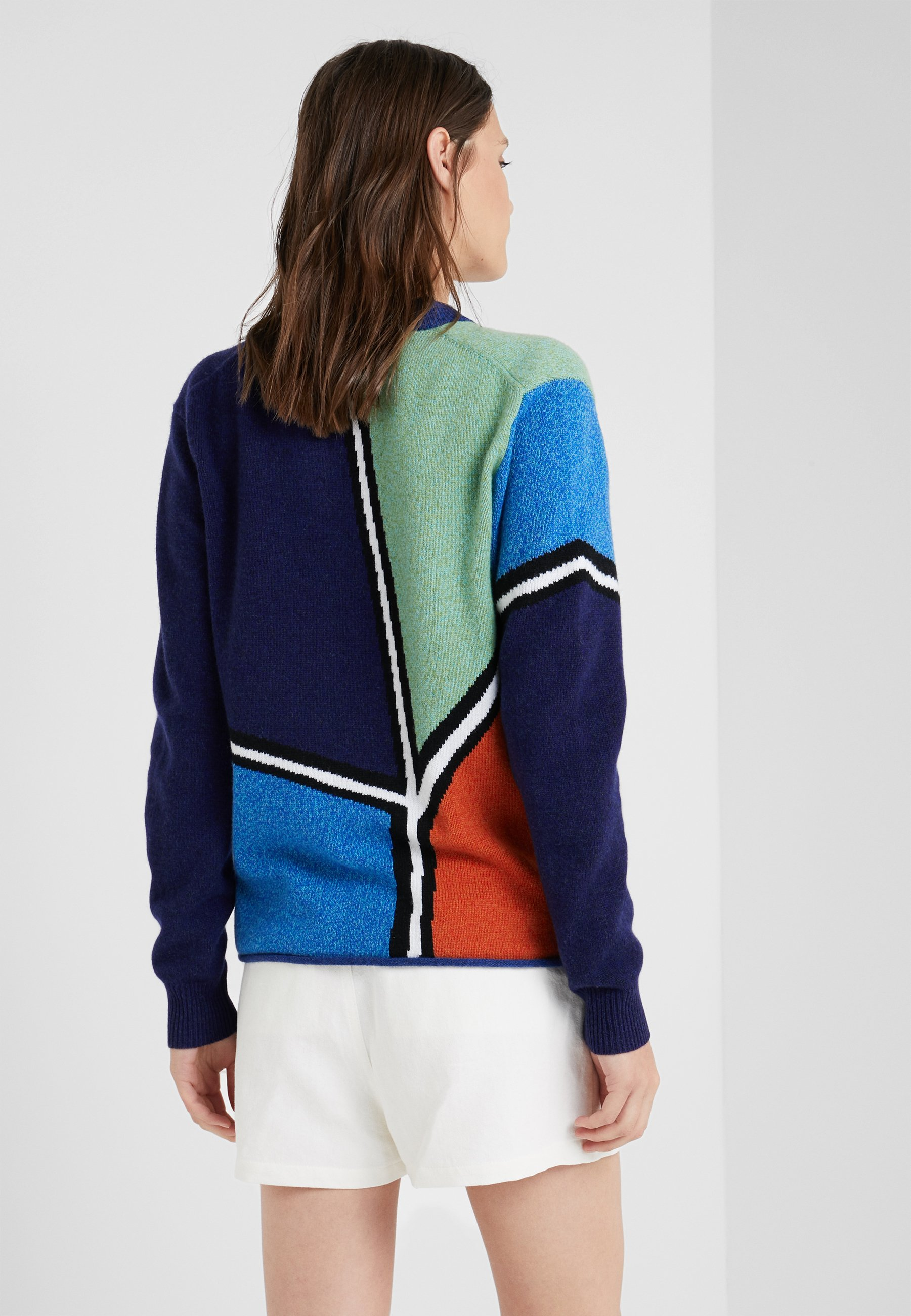 Paul Smith Strickpullover navy