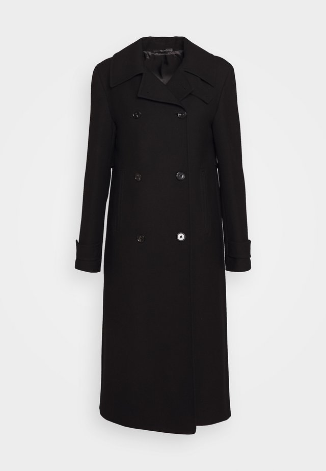 WOMENS COAT - Wollmantel/klassischer Mantel - dark blue
