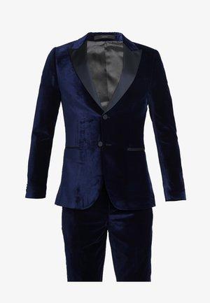 SOHO SUIT - Kostym - blue