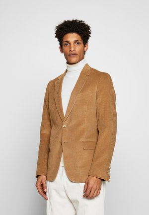 GENTS TAILORED JACKET - blazer - camel