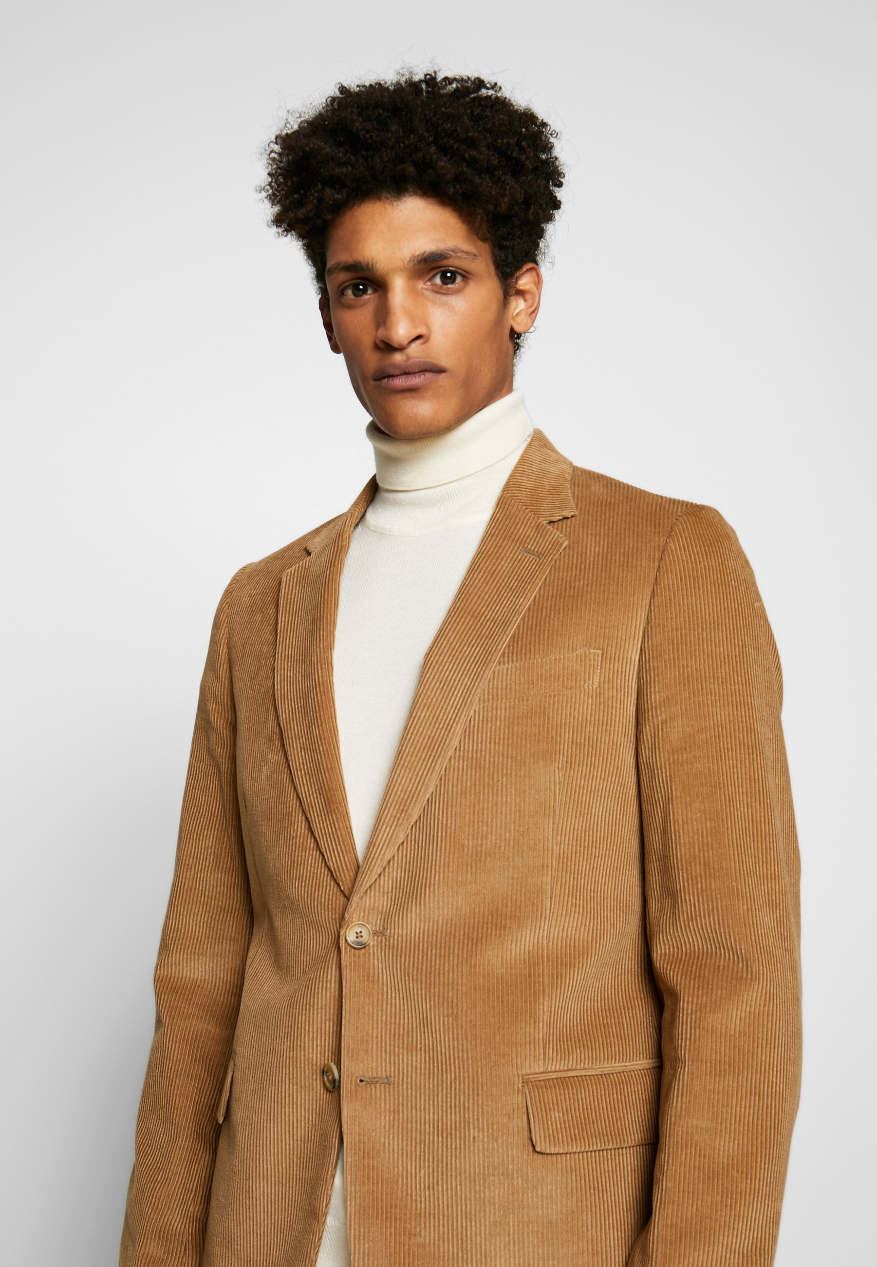 Paul Smith Gents Tailored Jacket - Kavaj Camel