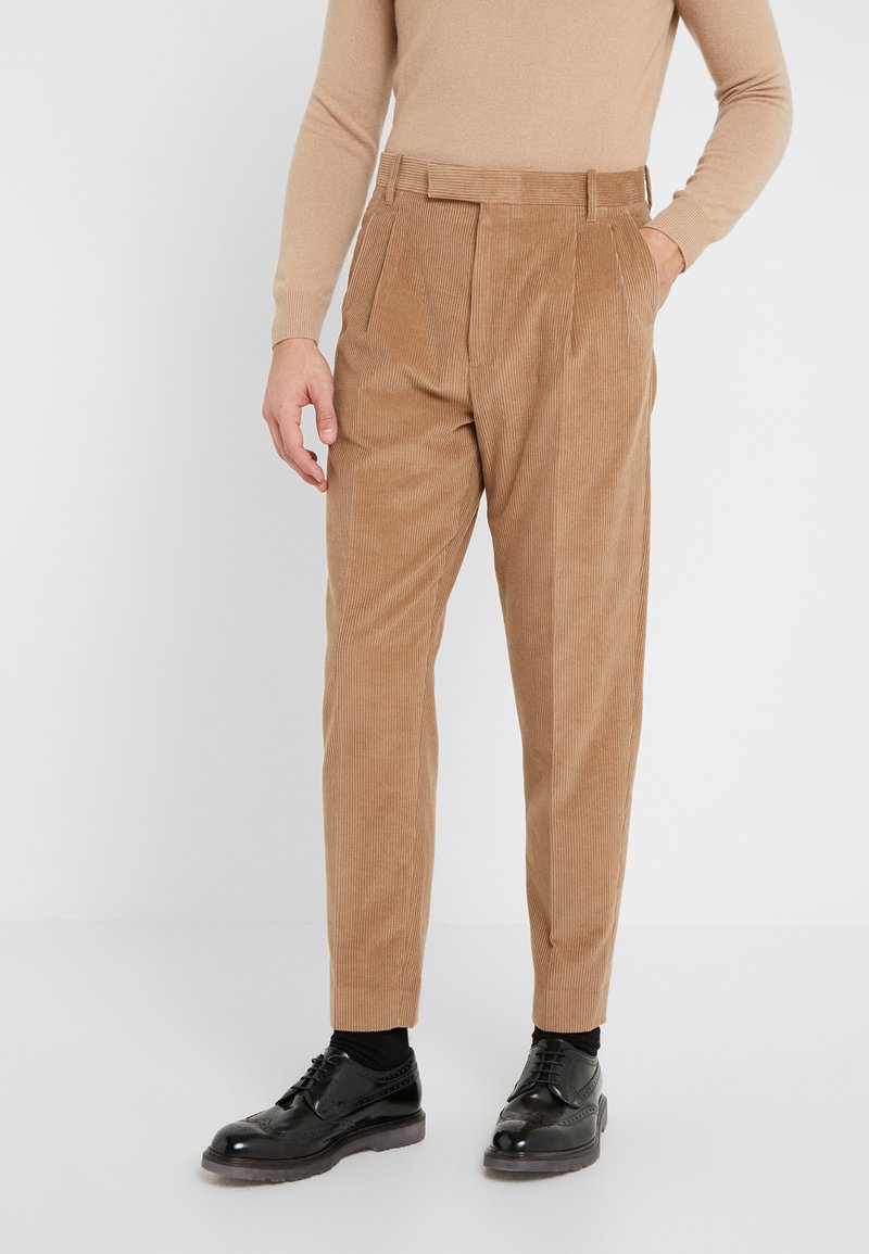 Paul Smith - GENTS FORMAL TROUSER - Spodnie materiałowe - camel
