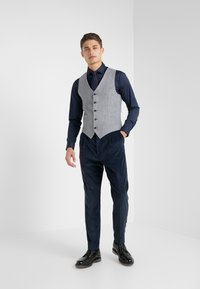 Paul Smith - GENTS FORMAL TROUSER - Broek - dark blue - 1