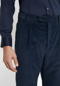 Paul Smith - GENTS FORMAL TROUSER - Broek - dark blue - 3