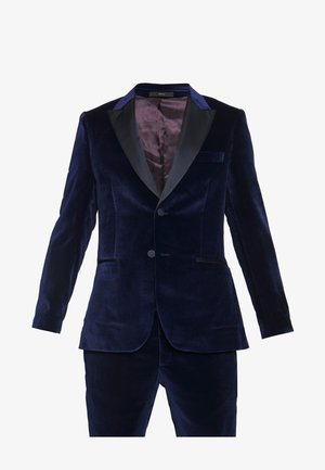 GENTS TAILORED FIT EVENING SUIT SET - Costume - dark blue