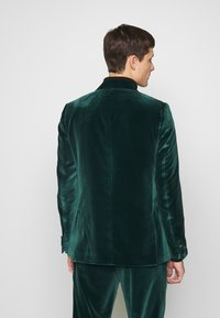 Paul Smith - GENTS TAILORED FIT EVENING SUIT SET - Oblek - dark green - 2