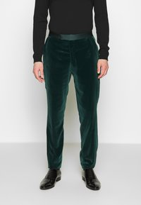 Paul Smith - GENTS TAILORED FIT EVENING SUIT SET - Oblek - dark green - 3