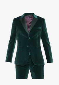 Paul Smith - GENTS TAILORED FIT EVENING SUIT SET - Oblek - dark green - 8