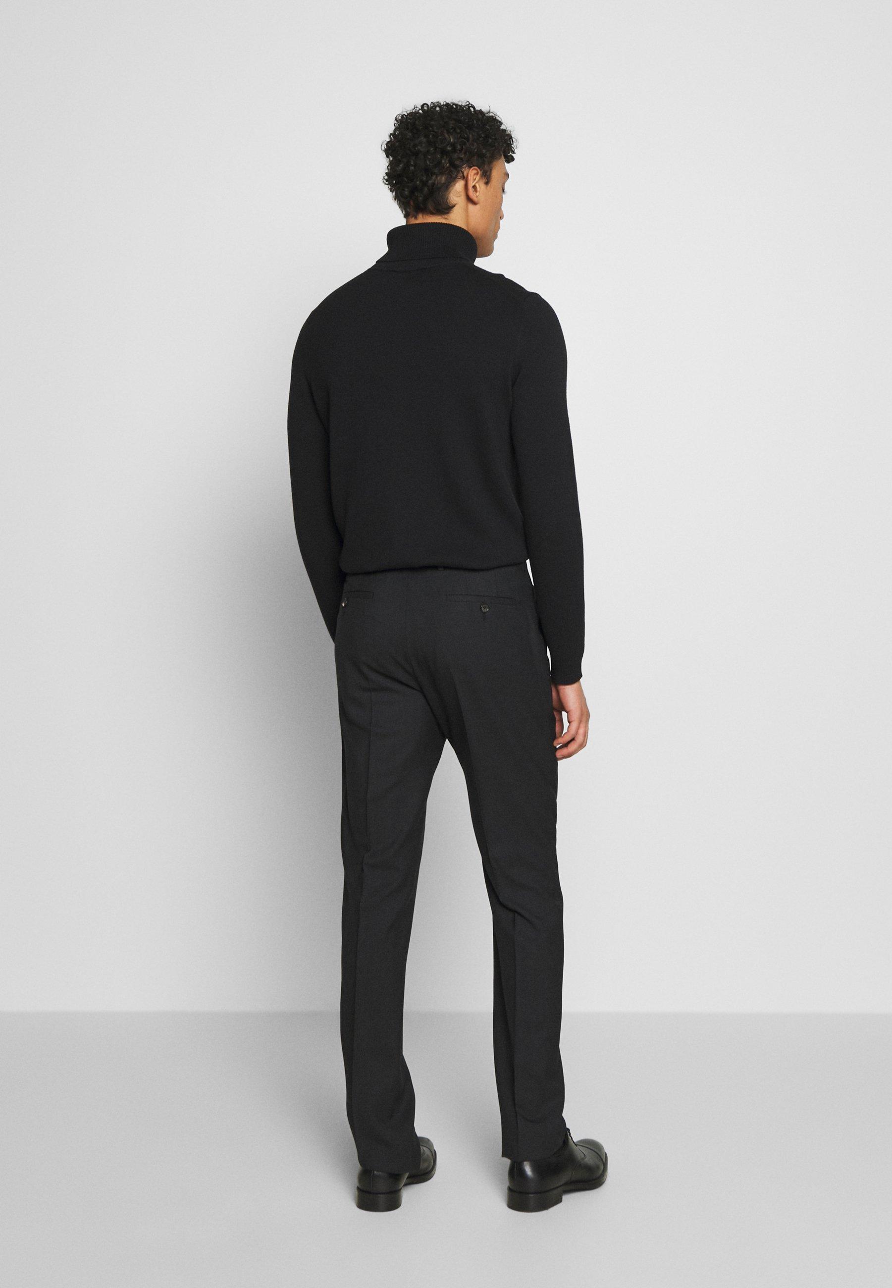 Paul Smith Gents Tailored Fit Button Suit - Jakkesæt Grey
