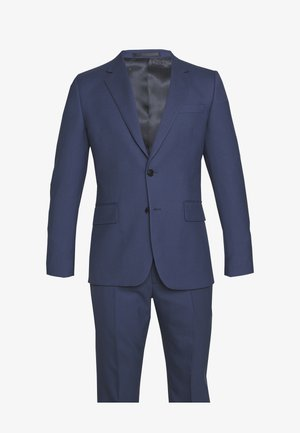 GENTS TAILORED FIT BUTTON SUIT - Oblek - dark blue