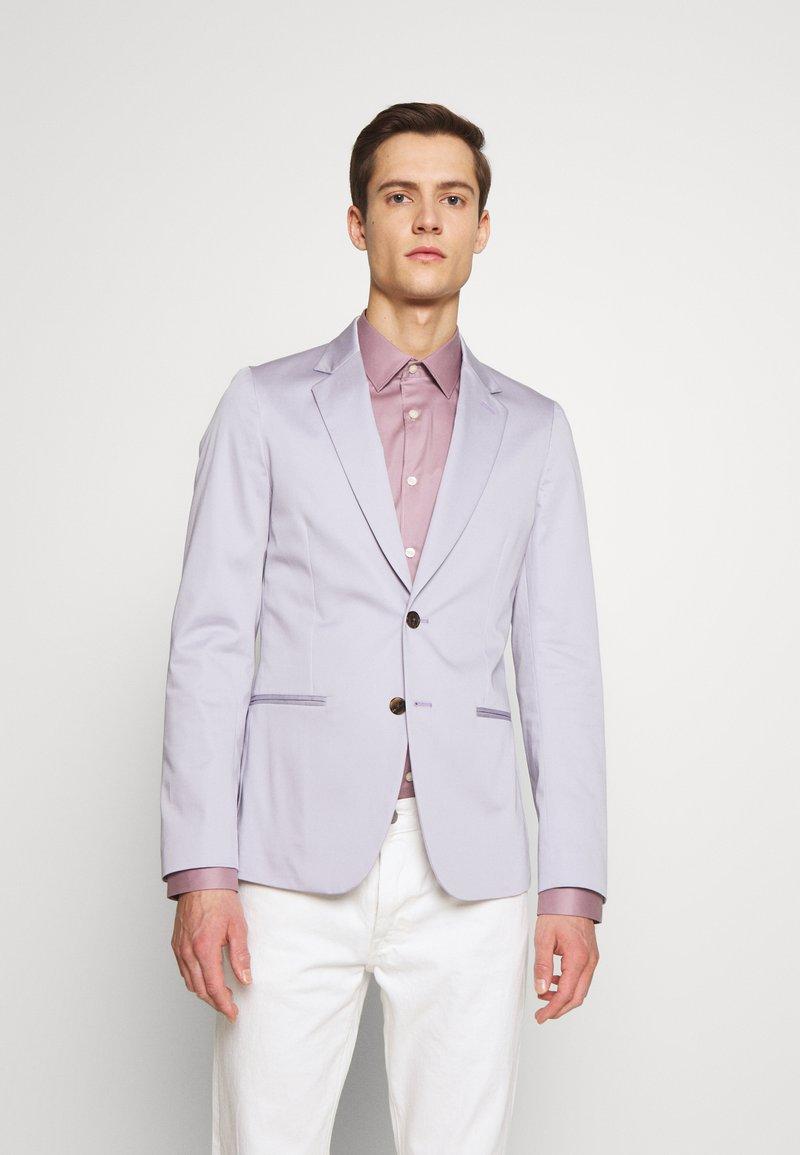 Paul Smith - GENTS TAILORED FIT JACKET - Dressjakke - lilac