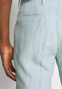 Paul Smith - GENTS SLIM FIT TROUSER - Pantalón de traje - light blue - 3