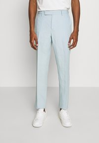 Paul Smith - GENTS SLIM FIT TROUSER - Pantalón de traje - light blue - 0