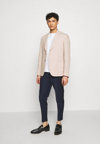 Paul Smith - GENTS TAILORED FIT JACKET - Sako - mottled pink - 1