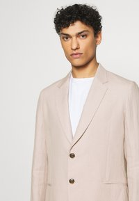 Paul Smith - GENTS TAILORED FIT JACKET - Giacca - mottled pink - 3