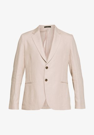 GENTS TAILORED FIT JACKET - Sakko - mottled pink