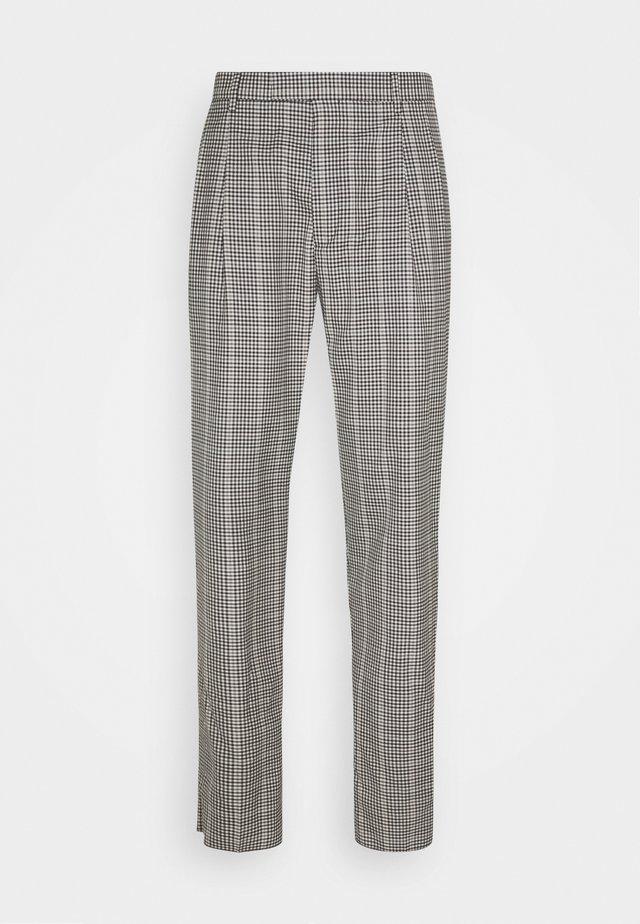 GENTS FORMAL TROUSER - Trousers - beige