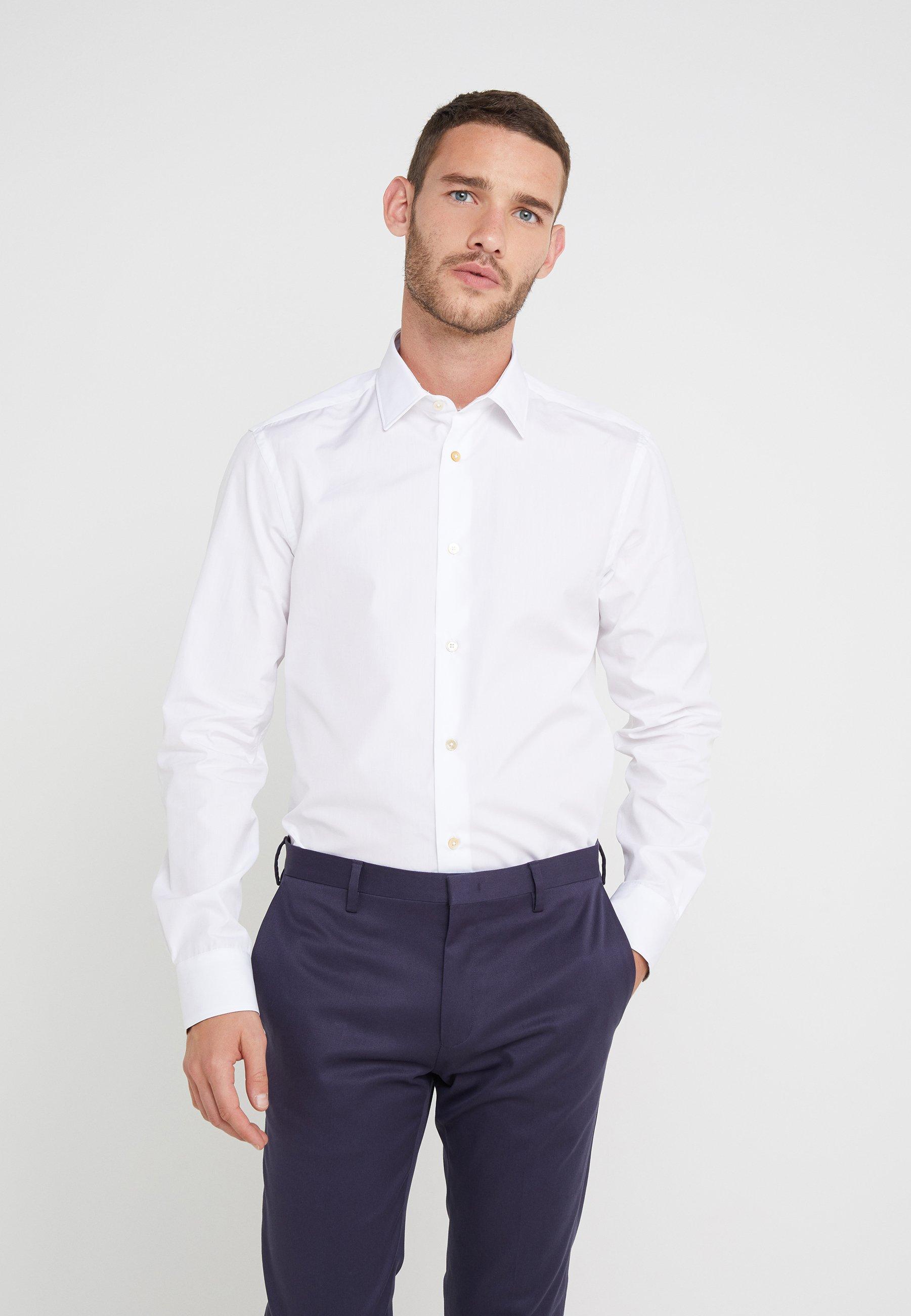 SOHO Zakelijk overhemd white