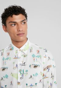 Paul Smith - SLIM FIT - Camisa - white - 4