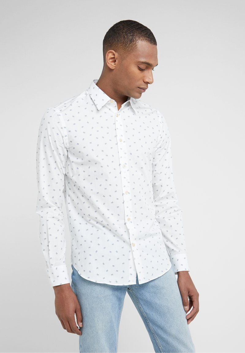 Paul Smith - SLIM FIT  - Chemise - white