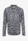 Paul Smith - GENTS SLIM - Camisa - black/white