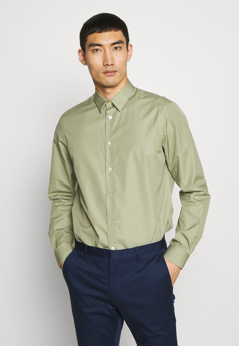 Paul Smith - GENTS  - Camicia - light green