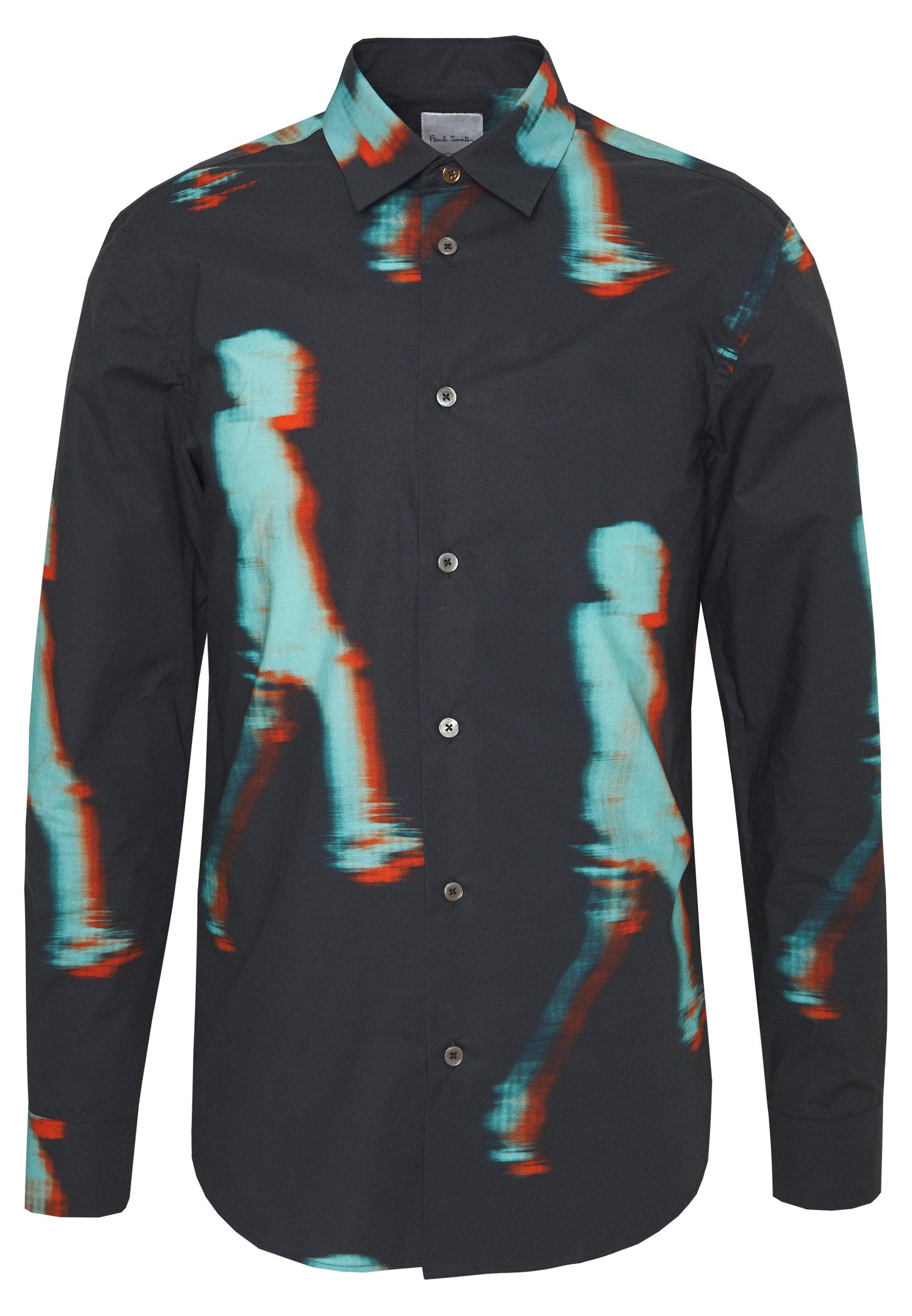 Paul Smith GENTS SLIM SHIRT - Camicia - dark blue