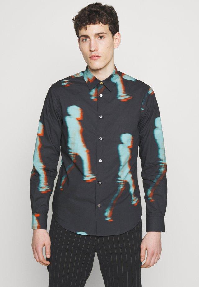 GENTS SLIM SHIRT - Shirt - dark blue