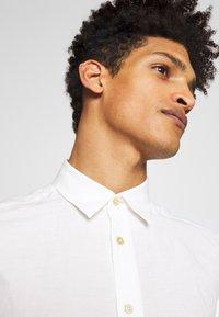 Paul Smith - GENTS SLIM - Shirt -  off white - 5